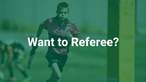 Find a Referee Course.