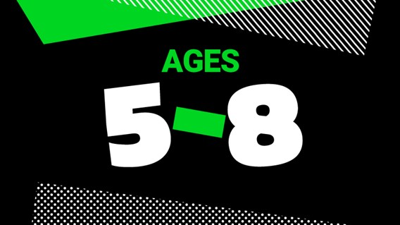 Ages 5 - 8